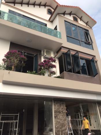 Công trình thi công cửa nhôm xingfa tại Việt Trì Phú Thọ